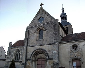 Fismes - The Church of Saint Macre