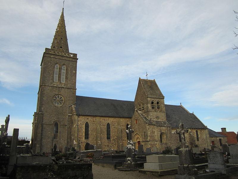 Église Notre-Dame de Quinéville, Manche