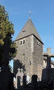 Église Saint-Lambert de Lixhe - clocher.JPG