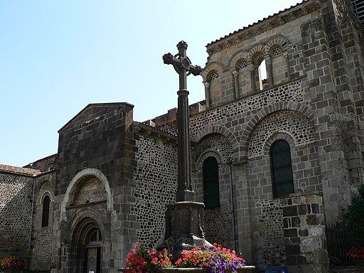 Église de Mozac 2