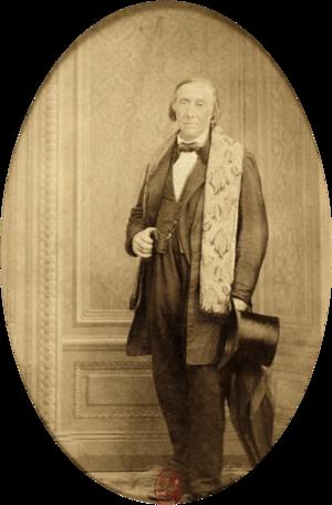 Émile-Joseph-Maurice Chevé - Image: Émile Chevé by Auguste Garcin