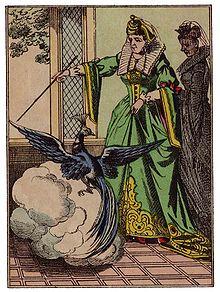 Fée Dame Verte dans Mythologie/Légende 220px-%C3%89pinal_-_L%E2%80%99Oiseau_bleu_06