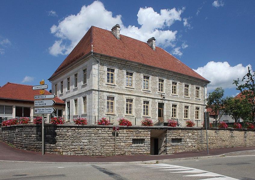 École d'Évillers (Doubs).