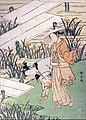 Évocation des contes d'Ise (musée national de Tokyo, Japon) (44349484222).jpg