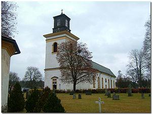 Österfärnebo - Österfärnebo church