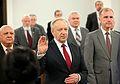 Ślubowanie Bolesław Piecha 32 posiedzenie Senatu VIII kadencji.JPG