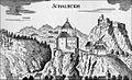 Šalek Castle 1681.jpg