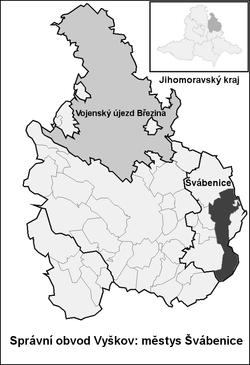Švábenice mapa.png