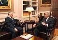 Συνάντηση ΥΠΕΞ Δ. Αβραμόπουλου με Πρέσβη Αλβανίας (7850382946).jpg