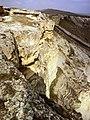 Ак Кая - Белая скала, Обрывы с восточной стороны.jpg