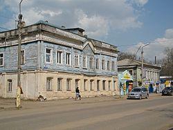 Александров. Старые дома..jpg