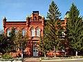 Аткарск Здание женской гимназии 18 сентября 2017 01.jpg