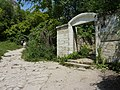 Бахчисарай, Успенский монастырь по пути на Чуфут Кале.JPG