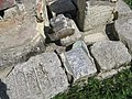 Башташи (могильные камни) крымских татар в селе Межгорье (Баксан) Крым.JPG