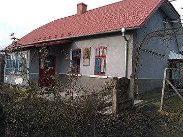 Будинок в якому жила І. блажкевич 003.jpg