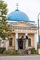 Валдай Комсомольский пр. 2 Часовня Иверского монастыря в городе.jpg