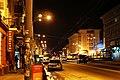 Вечірня Соборна біля Несвицької - panoramio.jpg