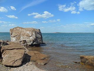 Вид на берег озера.JPG