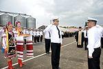 В українських ВМС після 7-річної перерви відновлено катерну практику майбутніх офіцерів із заходами до іноземних портів (30044138051).jpg
