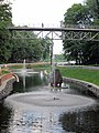 Гомель. Парк. У Лебяжьего озера. Фото 66.jpg
