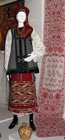 Жіночий національний костюм 0a988a1b85d9c