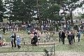 Кладбище села Солдатское на Пасху 2014 25.JPG
