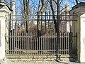 Лиговский 128. Крестовоздвиженская церковь, ограда03.jpg