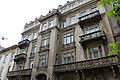 Львів, житловий будинок в якому жив Вайгель Каспар, вчений-геодезист, Саксаганського П. 3.jpg