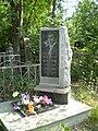 Могила Ивана Артемьевича Слонова на Воскресенском кладбище Саратова.jpg