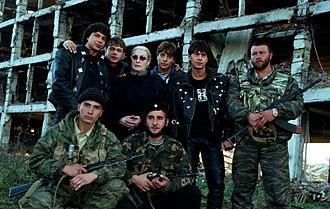 На-На в Чечне 1996 и Лидия Федосеева-Шукшина