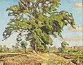 Николай А. Тархов - Дерево за пределами деревни.jpg