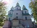 Новомосковський Троїцький собор, 18 ст., вид з іншого боку.JPG