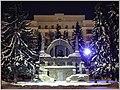 Ночной Челябинск. Алое поле - panoramio.jpg