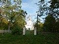 Ограда с воротами д. Коростынь (фото 2).JPG