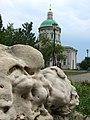 Парковая территория мемориального комплекса Сурб-Хач.jpg