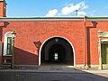 Петропавловская крепость, Кронверкские ворота01.jpg