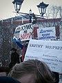 Плакаты на митинге 26 марта 2017 года, посвященный борьбе с коррупцией, Мурманск.jpg