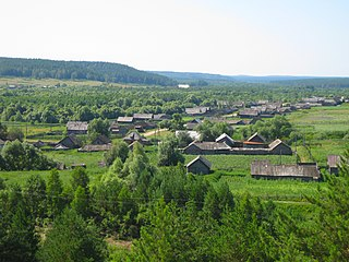 Sosnovoborsky District District in Penza Oblast, Russia