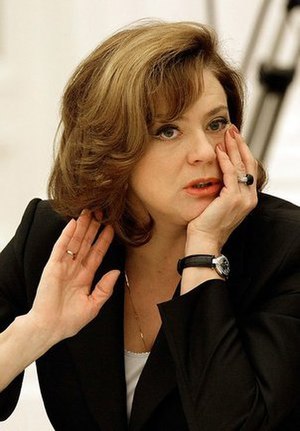 Svetlana Sorokina - Image: Светлана Инокентьевна Сорокина
