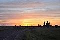 Церковь Георгия Победоносца, закат.jpg
