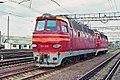 ЧС4-228, Russia, Saratov region, Rtishchevo-I station (Trainpix 205459).jpg