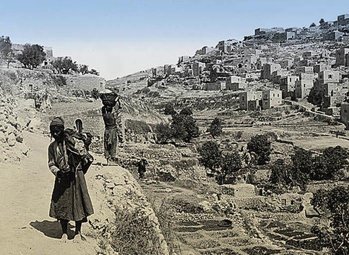 כפר השילוח התימני ראשית המאה