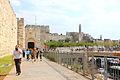 מגדל דוד והחומות מהטיילת.JPG