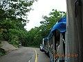 天游峰风景区景色-混合动力车列车 - panoramio.jpg