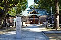 屯倉神社にて 松原市三宅中4丁目 Miyake-jinja 2014.1.23 - panoramio (1).jpg