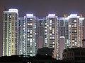 新塘广场夜晚灯光 - panoramio.jpg