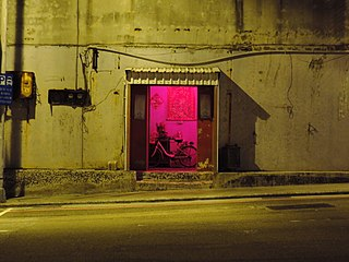 Prostitution in Taiwan