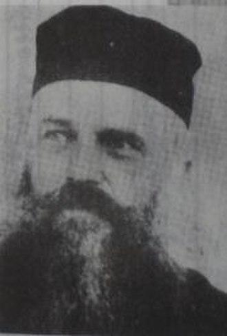 An Jung-geun -  French priest Wilhelm