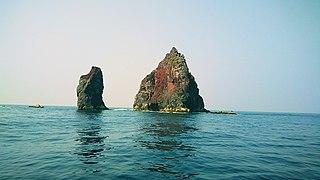 Islet north of Taiwan.