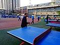 雁塔 陕师大附中分校在打乒乓球 19.jpg